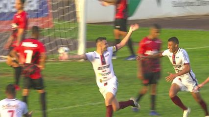 Melhores momentos de Toledo 1x0 Athletico, na primeira final do Campeonato Paranaense