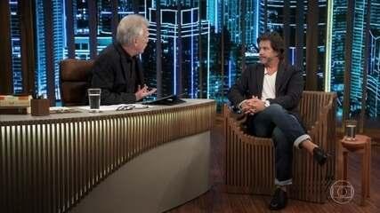 Murilo Benício fala sobre 'Se Eu Fechar os Olhos Agora'