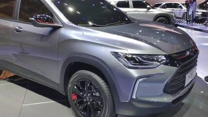 Chevrolet Tracker ganha nova geração na China