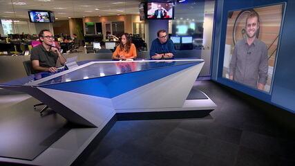 Redação SporTV comenta demissão do general Marco Aurélio Vieira da Secretaria Nacional do Esporte