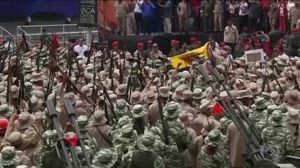 ONGs internacionais denunciam migração de guerrilheiros da Colômbia para a Venezuela