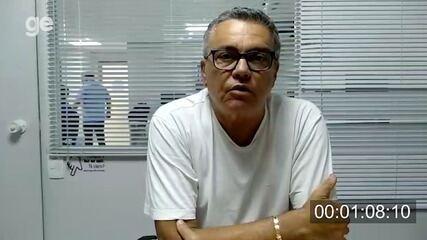 Eleições do Vitória: confira a entrevista de Paulo Carneiro ao globoesporte.com/ba