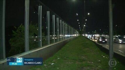 Muro de vidro terá vigilância mútua da USP e prefeitura da capital
