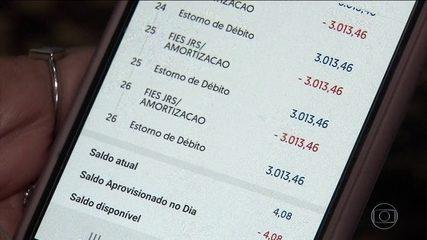 MEC vai refinanciar mais de 500 mil contratos do Fies