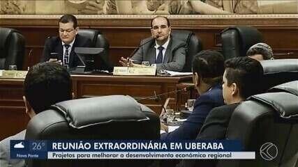 Câmara de Uberaba aprova projetos sobre incentivos fiscais ao Grupo Petrópolis