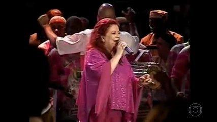 Morre no Rio aos 72 anos Beth Carvalho, a madrinha do samba