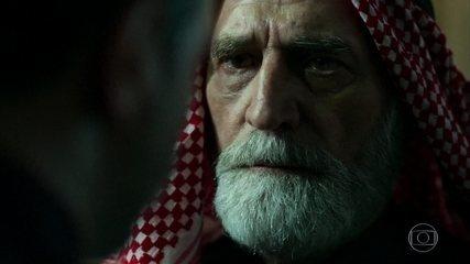 Almeidinha dá voz de prisão ao sheik