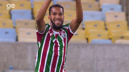 Veja lances de Everaldo, atacante do Fluminense que pode ir para o Corinthians