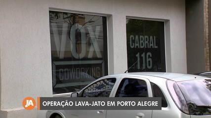 61ª fase da Lava Jato cumpre dois mandados de busca e apreensão em Porto Alegre