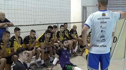 Mogi Futsal tem confronto direto pela Copa Paulista na próxima sexta-feira