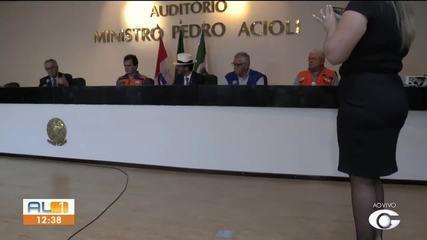 Especialistas apresentam relatório sobre as causas das rachaduras em bairros de Maceió