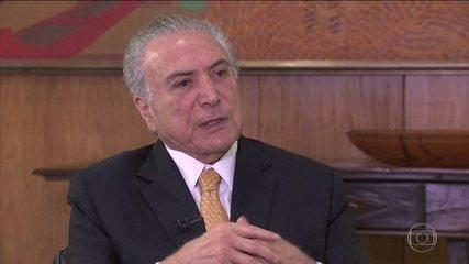Tribunal no Rio determina volta de Temer e coronel Lima à prisão