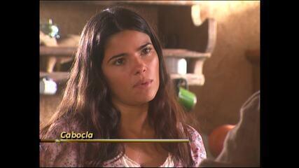 """Tanto """"Força de Um Desejo"""", como """"Cabocla"""", tiveram personagens chamadas Zulmira"""