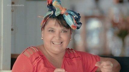 Segundo episódio de 'Cozinha e Afeto' mostra o vatapá de chuchu de Michelle Suerdieck