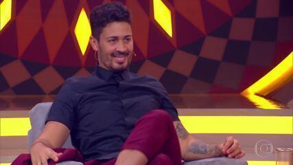 Carlinhos Maia diz que Lucas o sustentava antes da fama