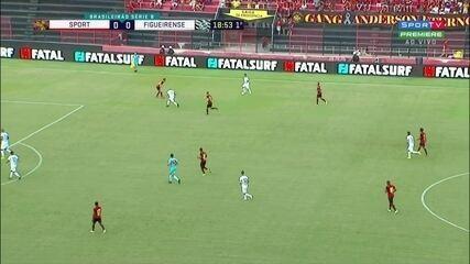 Assista aos melhores momentos de Sport 0 x 0 Figueirense pela Série B do Brasileiro