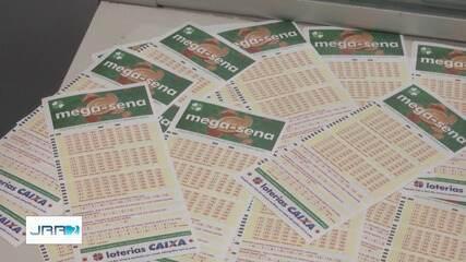 Sorteio da Mega Sena pode pagar R$ 275 milhões neste sábado (11)