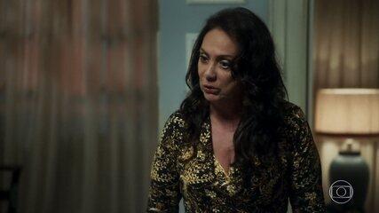 Rania repreende Miguel