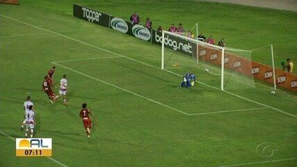 CRB derrota o Juazeirense e se classifica para a fase de grupos do Nordestão 2020