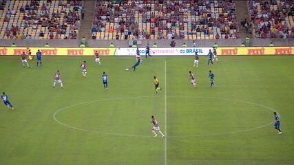 Melhores momentos de Fluminense 1 x 1 Cruzeiro pelas oitavas da Copa do Brasil