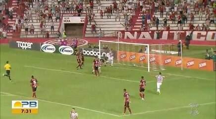 Confira como foi a vitória do Náutico sobre o Campinense, pela pré-Copa do Nordeste