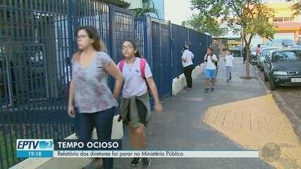 Alunos tiveram mais de 5 mil aulas sem professor atribuído em Ribeirão Preto