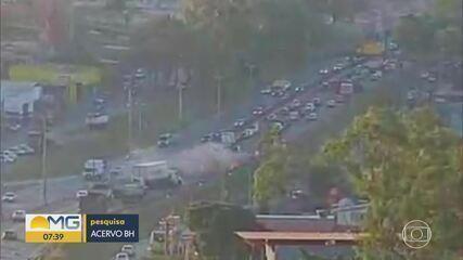 Moradores de Belo Horizonte aguardam por reforma do Anel Rodoviário