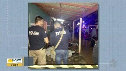 Seis pessoas são mortas em Pedro Juan Caballero