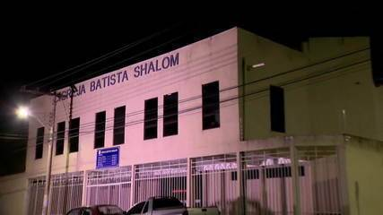 Vítimas de ataque à igreja em Paracatu (MG) são veladas