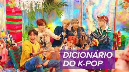 Dicionário de K-Pop