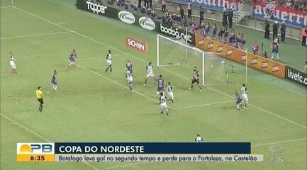 Veja como foi a vitória do Fortaleza sobre o Botafogo-PB na abertura da final do Nordestão