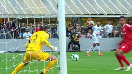 Melhores Momentos: Santos 0 x 0 Internacional pela 6 rodada do Brasileirão 2019.