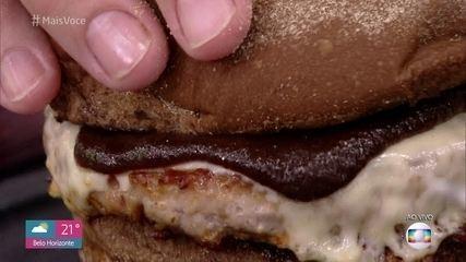 No Dia Mundial do Hambúrguer uma homenagem a esse sanduíche tão popular