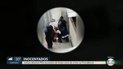 Justiça inocenta PMs acusados de forjar cena de crime no Morro da Providência