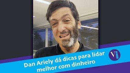 Dan Ariely dá dicas para lidar melhor com dinheiro