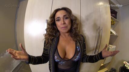 Entrevista Top com Daniela Mercury no 'SóTocaTop'!