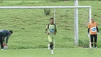 #Tbt relembra passagem de atacante Bruno Henrique pelo Uberlândia Esporte