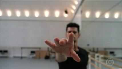 Bailarino Thiago Soares dá novo passo na carreira