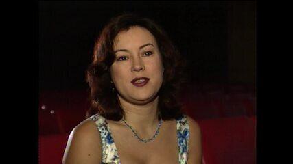 Reveja a participação de Jennifer Tilly no Vídeo Show