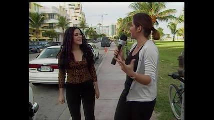Reveja a participação de Shakira no Vídeo Show