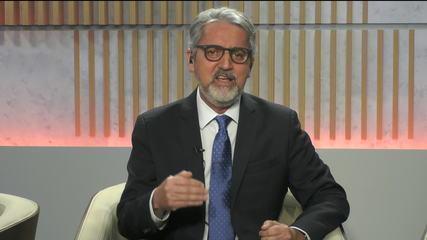 Valdo Cruz comenta sobre projeto de lei que prevê mudanças na CHN