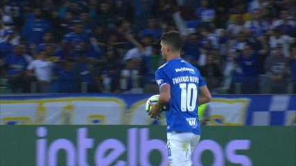 Melhores momentos: Cruzeiro 2 (3) x (1) Fluminense pelas oitavas da Copa do Brasil 2019