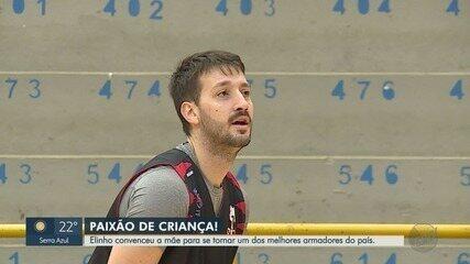 Armador do Franca Basquete espera render mais em jogo contra Flamengo na final do NBB