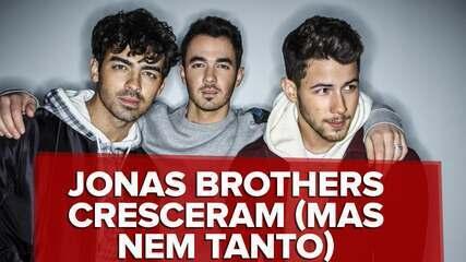 G1 Ouviu - 07/06/19 - Jonas Brothers