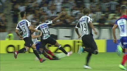 Melhores momentos de Ceará 0 x 0 Bahia pela 8ª rodada do Brasileirão 2019