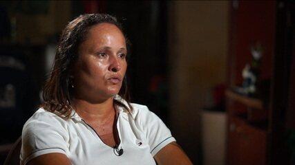 Eliete Fontenele relatou em detalhes drama vivido em jogo de futsal no Piauí; veja