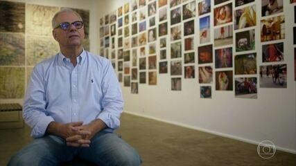 Fernando Stickel fala sobre sua convivência com o 'Abaporu'