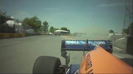 Suspensão da McLaren de Lando Norris derrete com calor excessivo no GP do Canadá