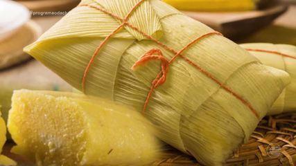 Pamonha: o queridinho da festa junina! Aprenda a fazer esse quitute delicioso
