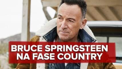 Bruce Springsteen lança disco 'Western Stars'; ouça a faixa-título